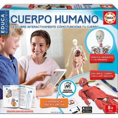 Educa Explorer EL CUERPO HUMANO / Educa Explorer O CORPO HUMANO