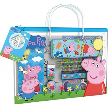 Maleta Peppa Pig / Fun Bag