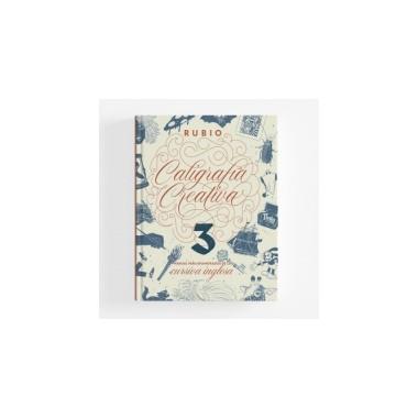 Caligrafía Creativa 3. Manual para Enamorados de Cursiva Inglesa.