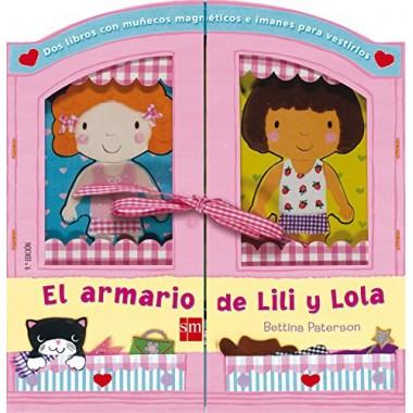 El Armario de Lili y Lola (Muñecos Magnéticos). SM