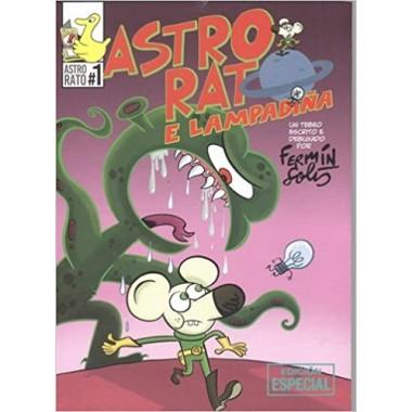 Astro - Rato e Lampadiña. Parece que Orballa nº 1. Ed. Especial. Fermín Solís. El Patito Editorial