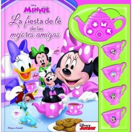 La Fiesta del Té de las Mejores Amigas Minnie (sonido). Disney