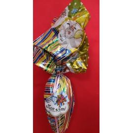 Ovo de Pascua de Chocolate MON AMI con sorpresa / Huevo de Pascua de Chocolate MON AMI con sorpresa.