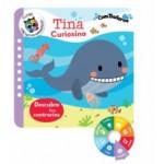 Tina Curiosina (libro baño). Descubre los Contrarios. Globe Publishing.