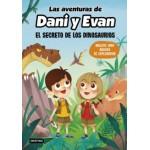 Las aventuras de Dani y Evan. El secreto de los dinosaurios. Editorial Planeta.
