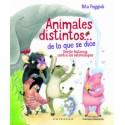 Animales distintos...de lo que se dice. Rita Poggioli. Gribaudo.