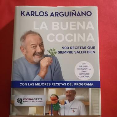 La Buena Cocina Karlos Arguiñano