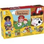 Mi pequeño libro sobre...Tractores (libro juego).