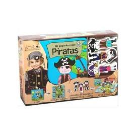 Mi pequeño reino...Piratas (libro juego).