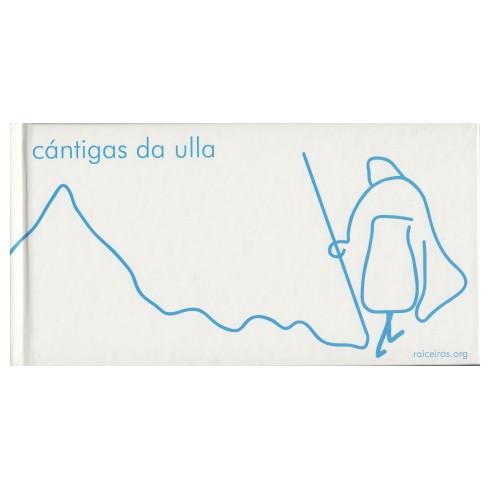 Cántigas da Ulla (portada). Asociación Raiceiros.