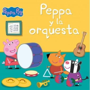 Peppa y la orquesta. Beascoa