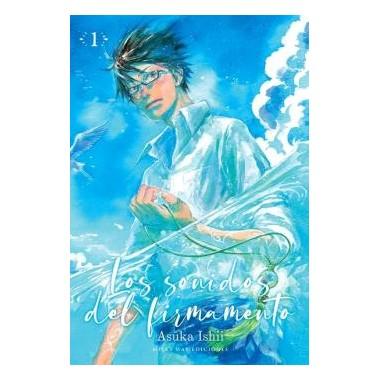 Los sonidos del Firmamento (1). Asuka Ishii. Milky Way Ediciones.