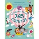 La vuelta al Año en 365 cuentos. Gabriel García de Oro. Anaya