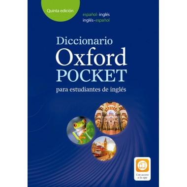 Diccionario Oxford Pocket. Español-Inglés,Inglés-Español. Oxford University Press.