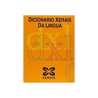 Dicionario Xerais da Lingua. Xerais.