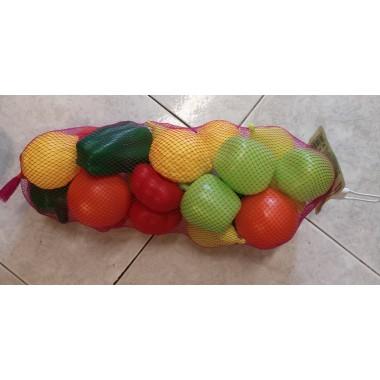 Rede de froitas e verduras