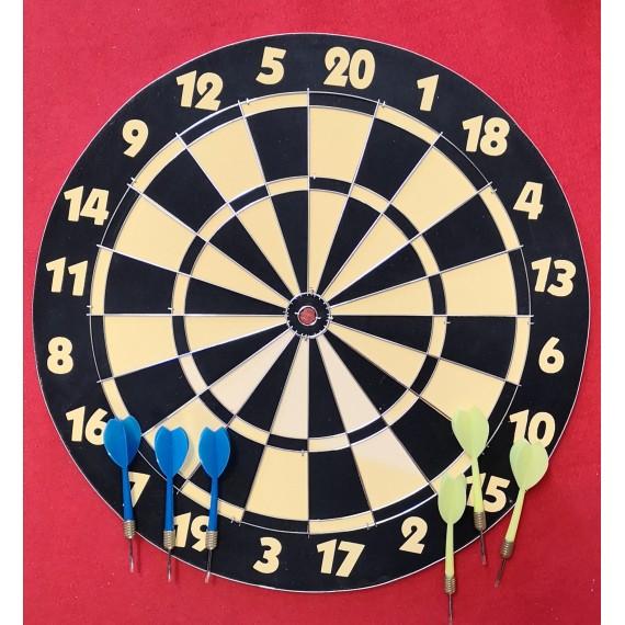 Diana Winmau Dart Game (43 cm x 1.6 cm ).