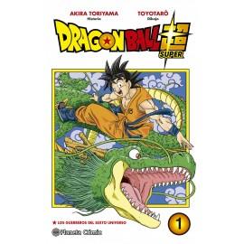 Dragon Ball Super 1. Akira Toriyama. Planeta comics (manga).
