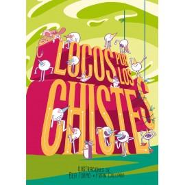 Locos por los Chistes. Bea Tormo - Fran Collado. Ediciones SM.